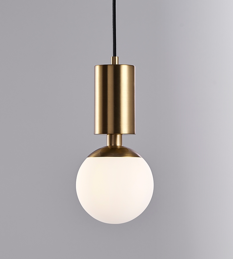Pendant lamp made in metal brassed pawn kaishi lamps prodtest1 aloadofball Gallery